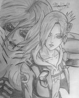 Annie Leonhardt - Shingeki no Kyojin by 1The-God-Of-Art