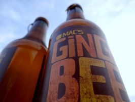 Ginger beer by Aroha-Photography