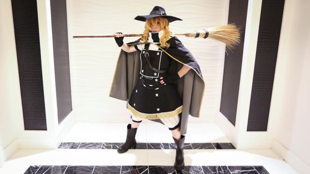 Vampire Hunter Not-So D by AngelCostumes