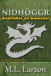 Nidhoggr - Available on Amazon by ML-Larson