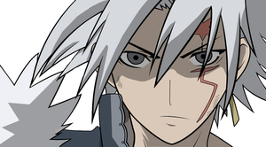 D.Gray-Man | Allen Walker Coloring (Flat) by ShinigamiMidora