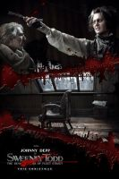 Sweeney Todd Poster Contest 1 by graf-fx