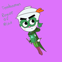 AnpmnxHS: Tendonman - Rogue of Mind by ZootyCutie