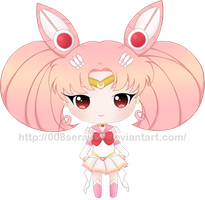 Sailor Chibi Moon by 008Seravee