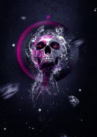 SKULL OF ANGER by p32n