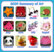 Meme 2009 art summary by The-Cute-Storm