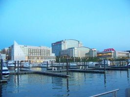 National harbor by GimpTron