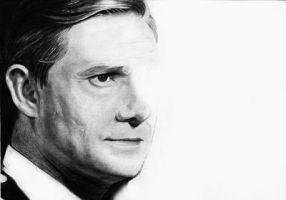 Martin Freeman And ... WIP by MeryHeartless
