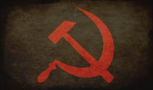 Hammer and Sickle by tonemapped