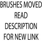 EYELASHES brushes by trisste-brushes