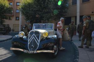 CITROEN Traction Avant by A1Z2E3R