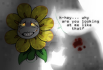 [POSSIBLE UNDERTALE SPOILERS] No Mercy by BajanMightyena