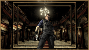Albert Wesker (5) by AuraIan