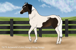 7679 Artwork's Love Songs Drug Songs by ArtworkEquestrian
