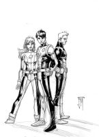 Legion Founders by manapul