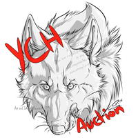 .:YCH: AUCTION CLOSED: Headshot picture:. by Mayasacha