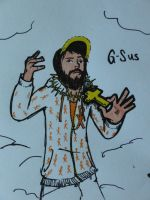 G Sus by SmallScaleArtist