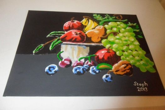 Fruit Bowl by StereotypicalPunk