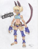 Ms.Fortune! by GottAshley