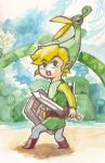 Small little Link by sallangel