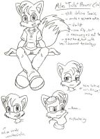 STH: The Grind: Tails by Invader-Sam
