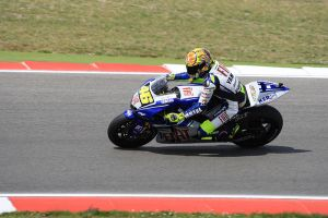 Valentino Rossi by MissToseland
