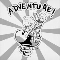 ADVENTURE! by LauraSan