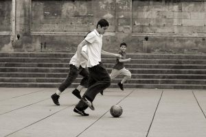 Street Futbol by robcwilliams