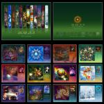 Lands Of Mystery CALENDAR by Lilyas