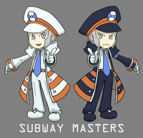 Subway Masters Flele Shell by Axl-fox