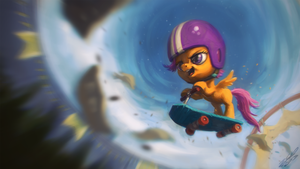 Scoot Routine by AssasinMonkey
