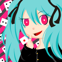 Miku Hatsune The Game of Life by BlueJabb