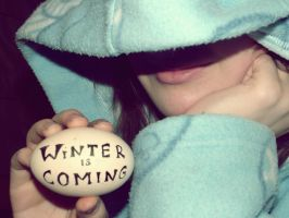 winter is coming by mahvash