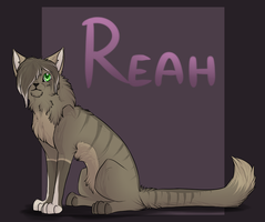 Reah by DarkBroken by Keshvel