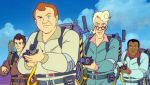 Real Ghostbusters in Action by danwind