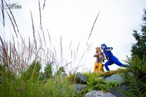 Searching for Adventure by OppositeCosplay