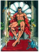 King Namor by hawk5