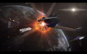 ME3 Departure by chicksaw2002