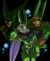 Tyrranux Universe Cell Colors by Ultimatetransfan
