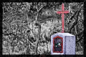 Wayside cross by deaconfrost78