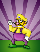 Wario by orl-graphics