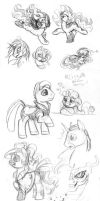 Pony Dump - part 6 by Wazaga