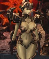 Lineage 2 Lillith part 2 by Brownfinger