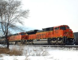 BNSF at Hawthorne 2 by eyepilot13