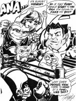 Gremlins, Furbies, Sugar Ray by sugarrayfinhead