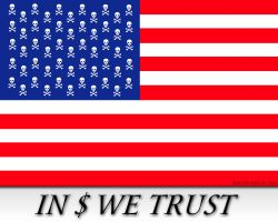 In $ we trust. by Wulfius-Khan
