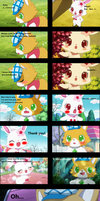 [Jewelpet] Unexpected confession by greendwarf333