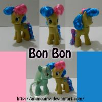 Bon Bon Pony by AnimeAmy
