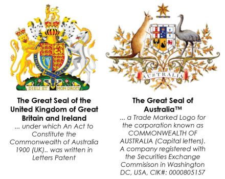 The Original Australian Constitution With Seal.pdf by TheInvertedTower