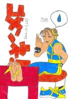 Chun_ li tickled by falcontk